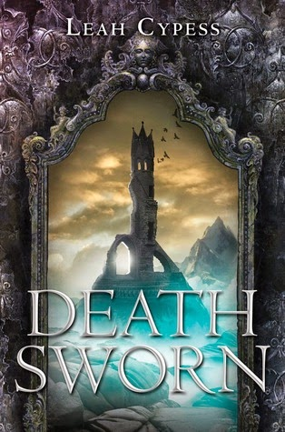 death sworn by leah cypess book cover