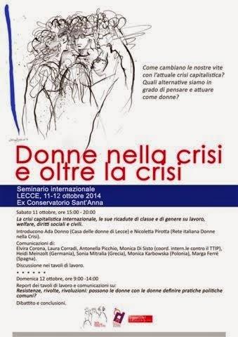 Seminario nazionale a Lecce