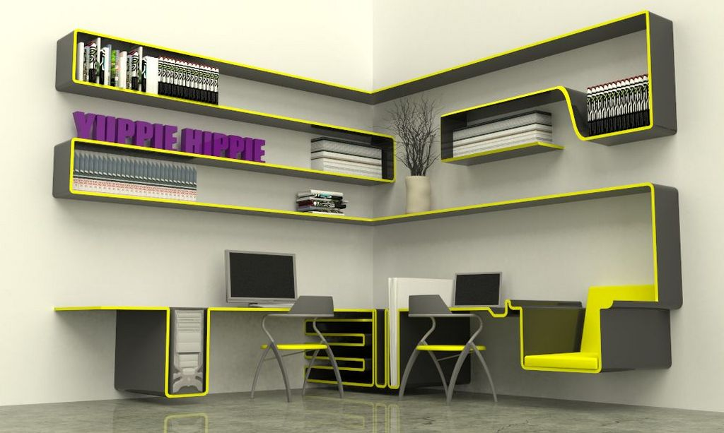 We decided to scour the web and look for some futuristic office furniture  inspiration..............Be Inspired!