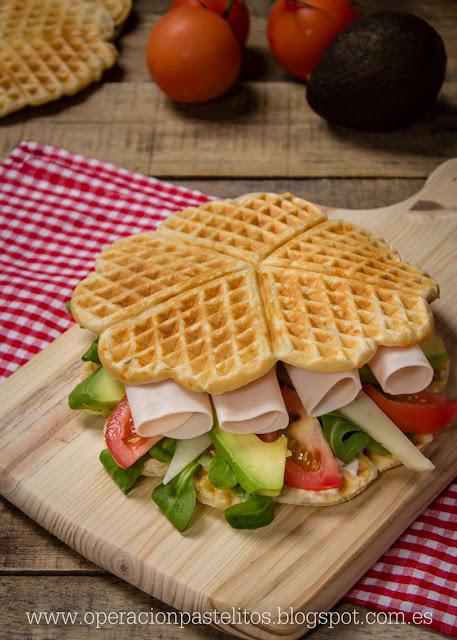 gofres-salados-sandwich