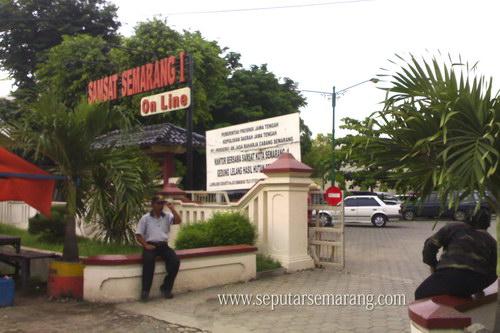 Samsat Semarang 1 Majapahit
