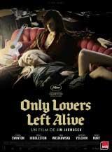 Solo Los Amantes Sobreviven (2013) DVDRip Latino