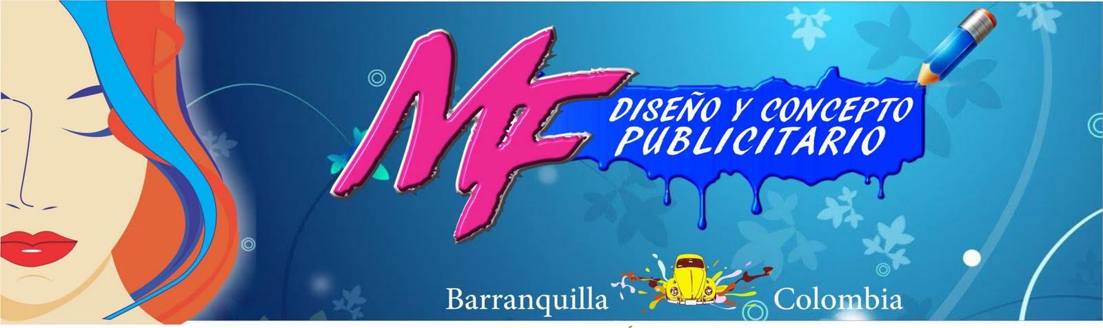 MF DISEÑO Y CONCEPTO PUBLICITARIO