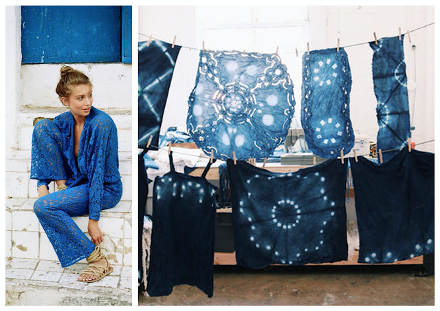 bleus,camaïeux,couleurs,the mood,inspiration,mode,déco