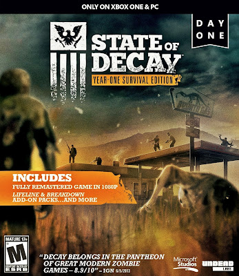 State of Decay: YOSE Day One Edition