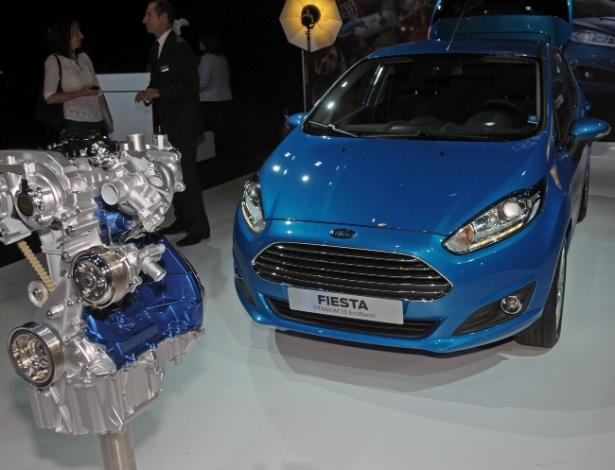A expectativa da Ford para 2016 é ver um mercado de carros novos ainda  menor que o deste ano, cuja queda já se aproxima dos 25%. 430a360a35