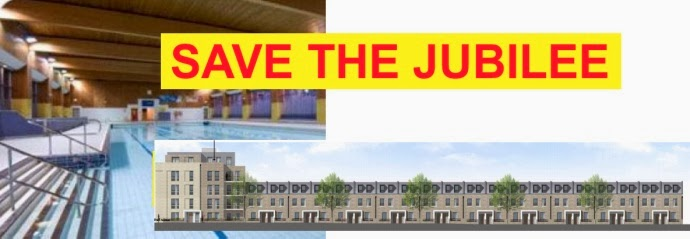 Save Jubilee Sports Centre