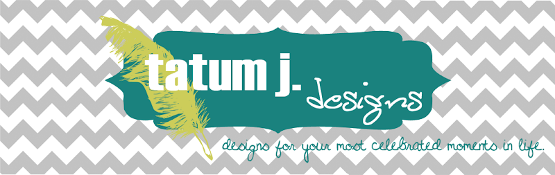 tatum j. designs