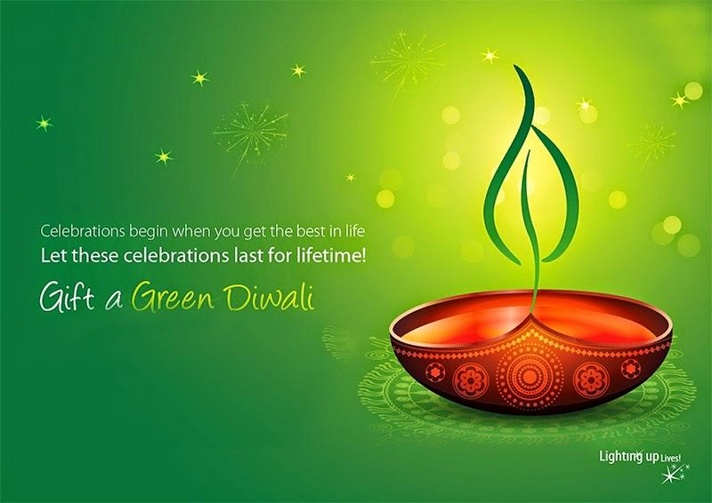 Green Diwali - Chandigarh University