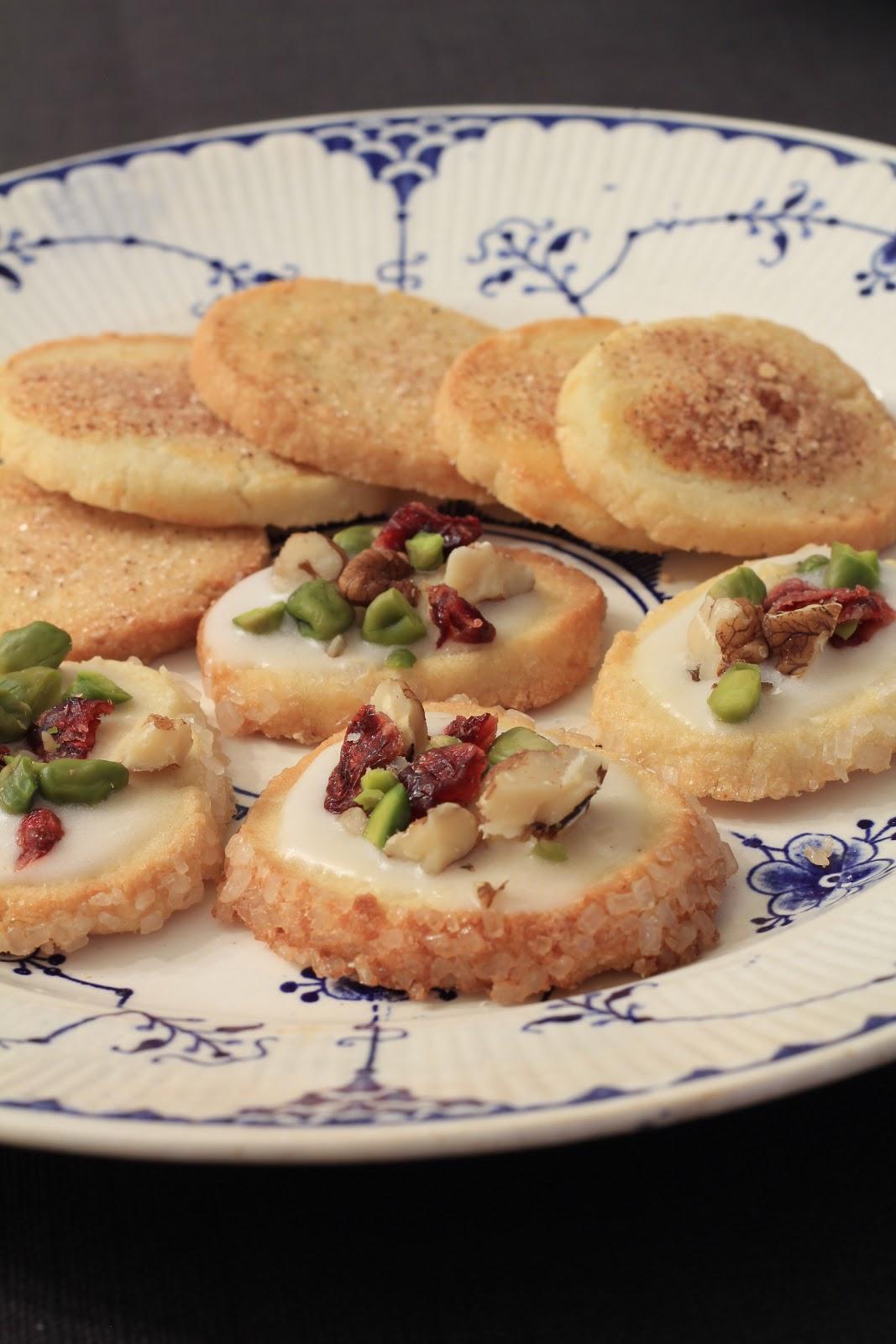 Recette biscuit noel danois