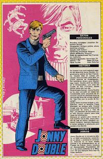 Jonny Double (ficha dc comics)