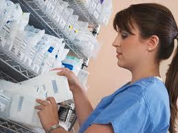 Auxiliar de enfermeras