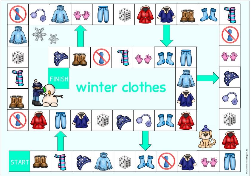 ideenreise spielfeld winter clothes. Black Bedroom Furniture Sets. Home Design Ideas