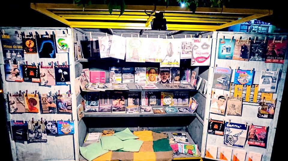 Kiosco de Revistas Culturales