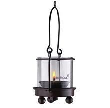 Amazon: Buy Borosil Hanging Diya Lights (Large, Set of 2) Rs. 286
