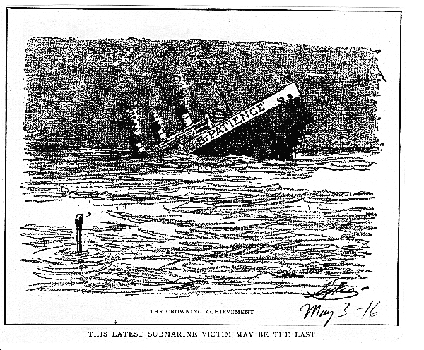 wwi u boat attacks the mirlo off the north carolina coast