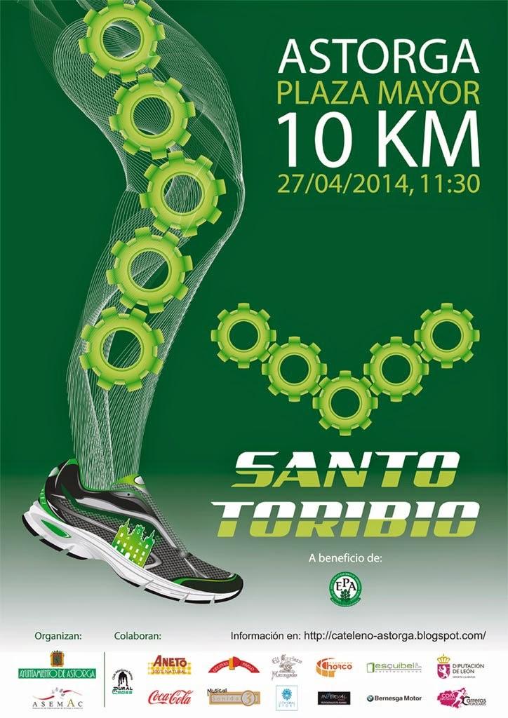 Carrera Santo Toribio Astorga 2014
