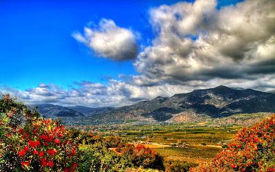 Gambar-Gambar Lembah di Pegunungan Terbaik