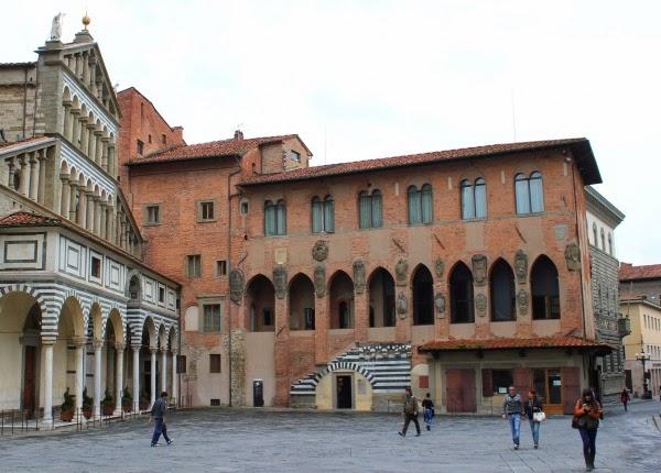 Pistoia we Włoszech