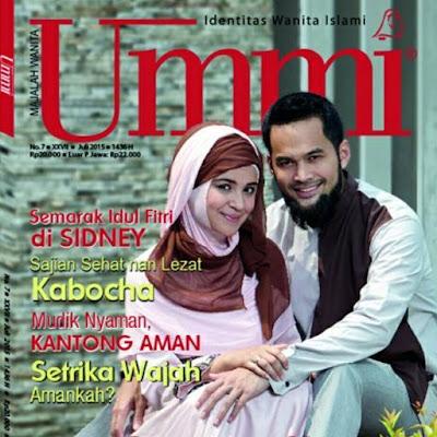 Dimuat di majalah Ummi