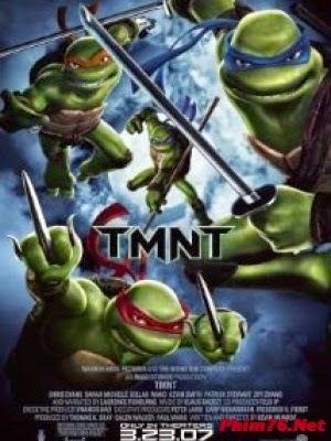 Ninja Rùa TMNT - TMNT