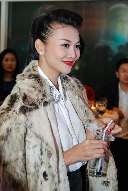 Người đẹp Thanh Hằng trong phim mỹ nhân kế