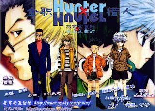 Imagenes de Hunter x Hunter