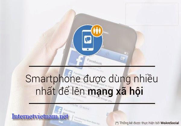 Thời Gian Sử Dụng Internet Của Người Việt Nam 3