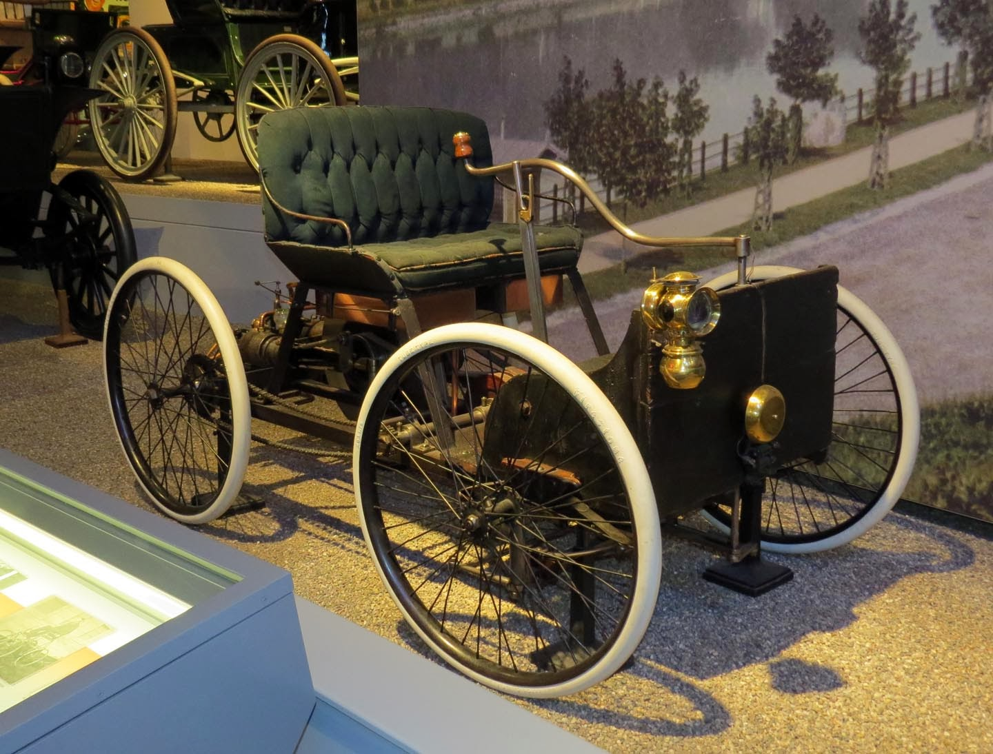 Fountainhead Antique Auto Museum: On the Road: The Henry Ford Museum