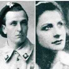 I FRATELLI MARIO E LUCILLA EUGENIA MERLINI