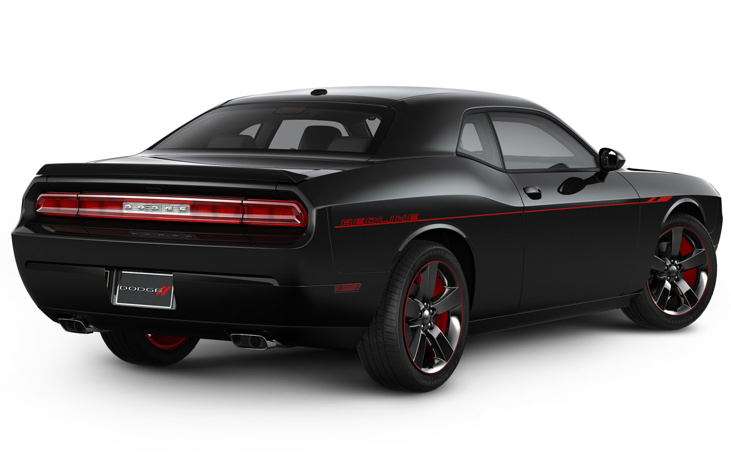 white on black dodge challenger - car insurance info
