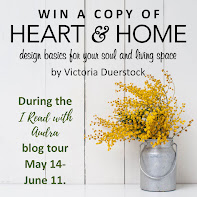Win a copy of Heart and Home