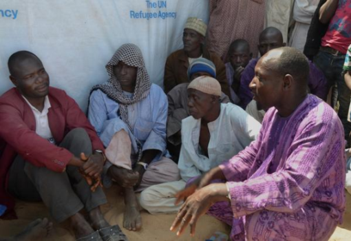 Nigerian Refugees In Chad