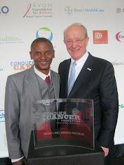 2012 ASCO Annual Meeting-Award ceremony, Chicago/USA