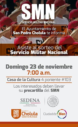 Sorteo Servicio Militar