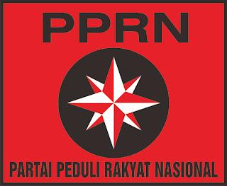Logo Partai Peduli Rakyat Nasional - PPRN