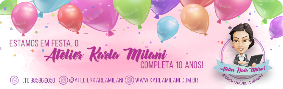 Karla Milani - Party Designer