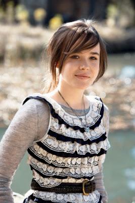 Ellen Page Hairstyle