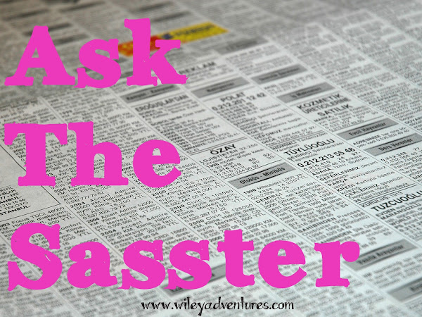 Ask The Sasster: BBQ Sauce and Strawberries!