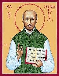 Sto. Ignasius dari Loyola