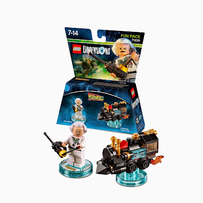 lego expansion pack back to the future