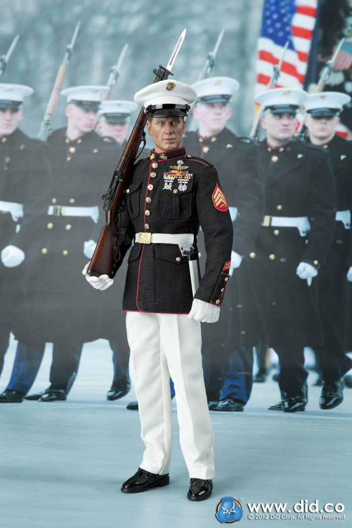 Marine corps dress blues pictures