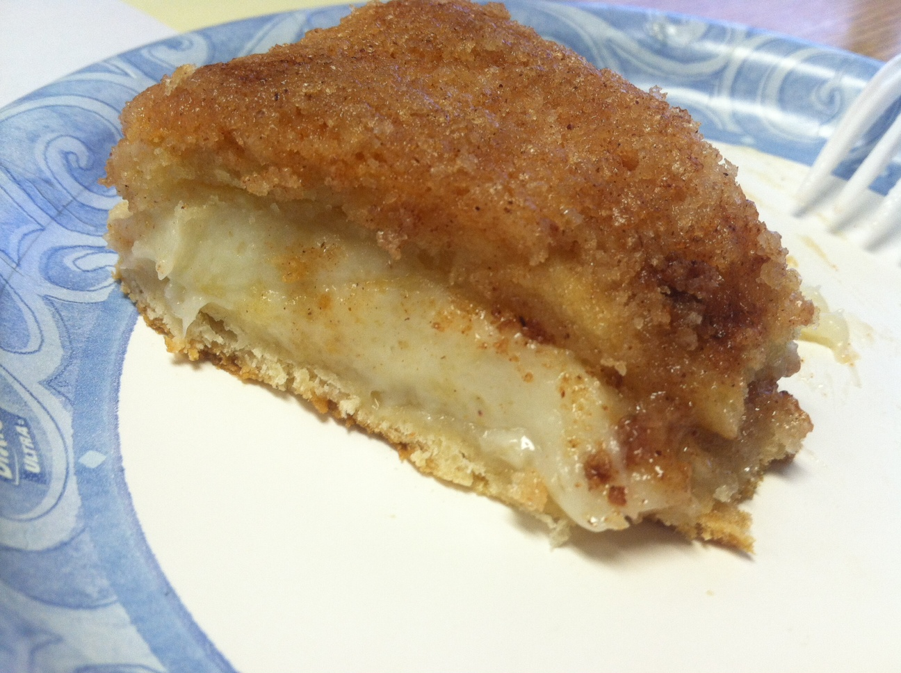 The Johnson Blurb: Sopapilla Cheesecake Pie