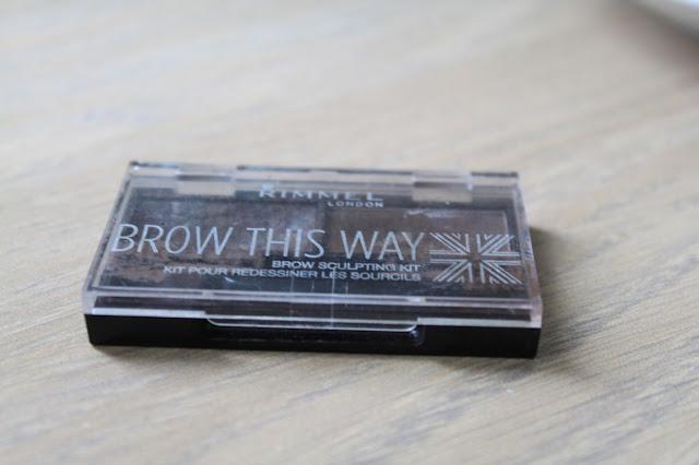 Rimmel London Eye Brow Kit review
