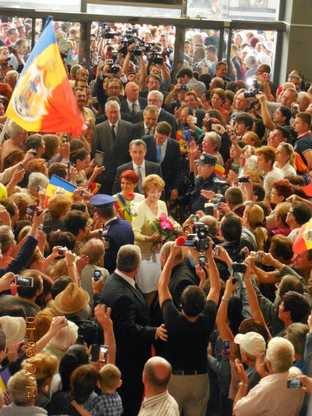 Familia Regala la Craiova