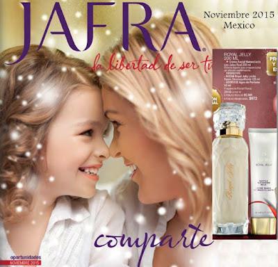 Jafra Oportunidades Noviembre 2015