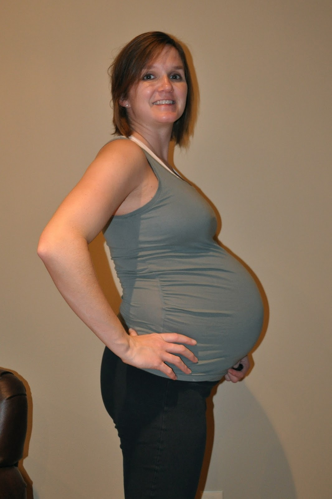 Filling the House: 38 Weeks