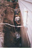 Grey County Basement Excavation and Waterproofing Repairs 1-800-NO-LEAKS