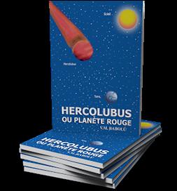 Exemplaire Gratuit du Livre HERCOLUBUS OU PLANÈTE ROUGE