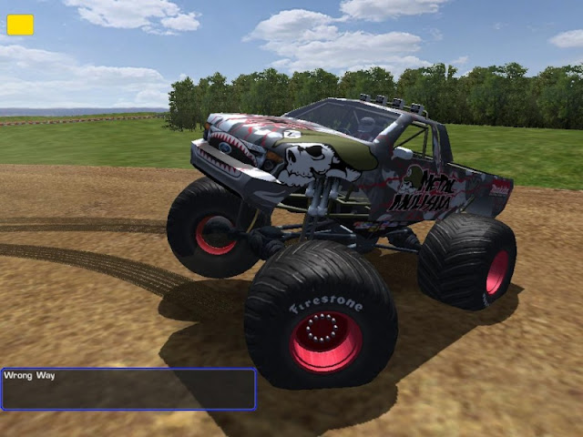 Monster Trucks beta rfactor mod